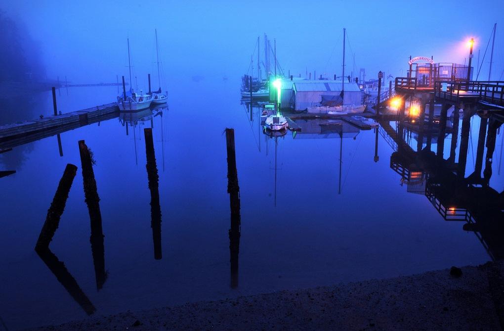 SNAPSHOT: Blue Marina