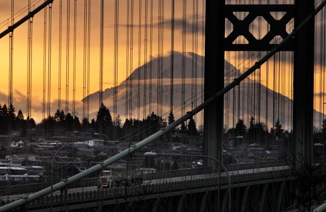 SNAPSHOT: The morning's golden glow