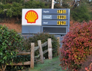 The Shell Station In Home Wash