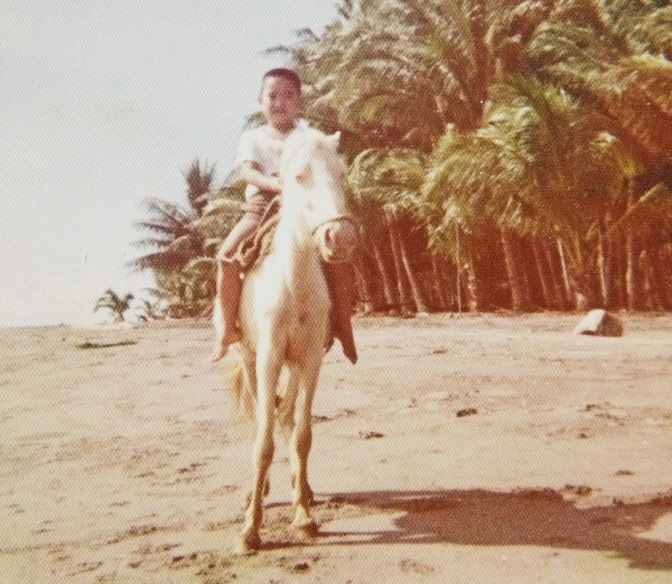 me on pony