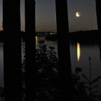 Marvelous Moonrise in May