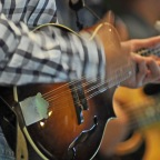 Longbranch fundraiser brings out the mandolins and tap shoes