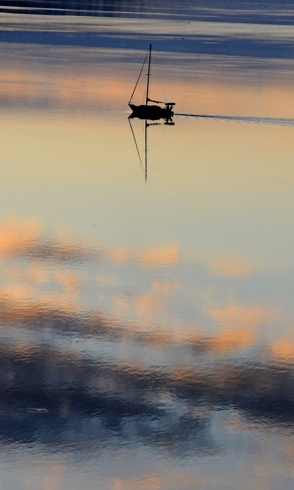 sunrise sail#1 070414