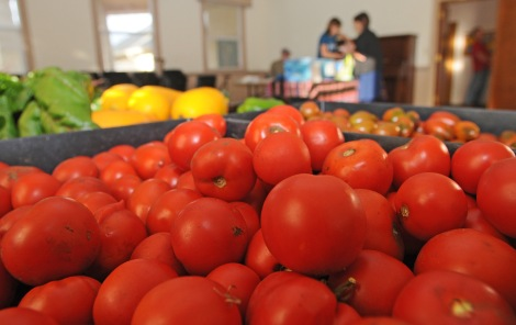 Farmers can sell their produce with the cooperative as long as they have a business license. The public can see what the farmers have available Wednesday afternooons at the Key Peninsula Civic Center.