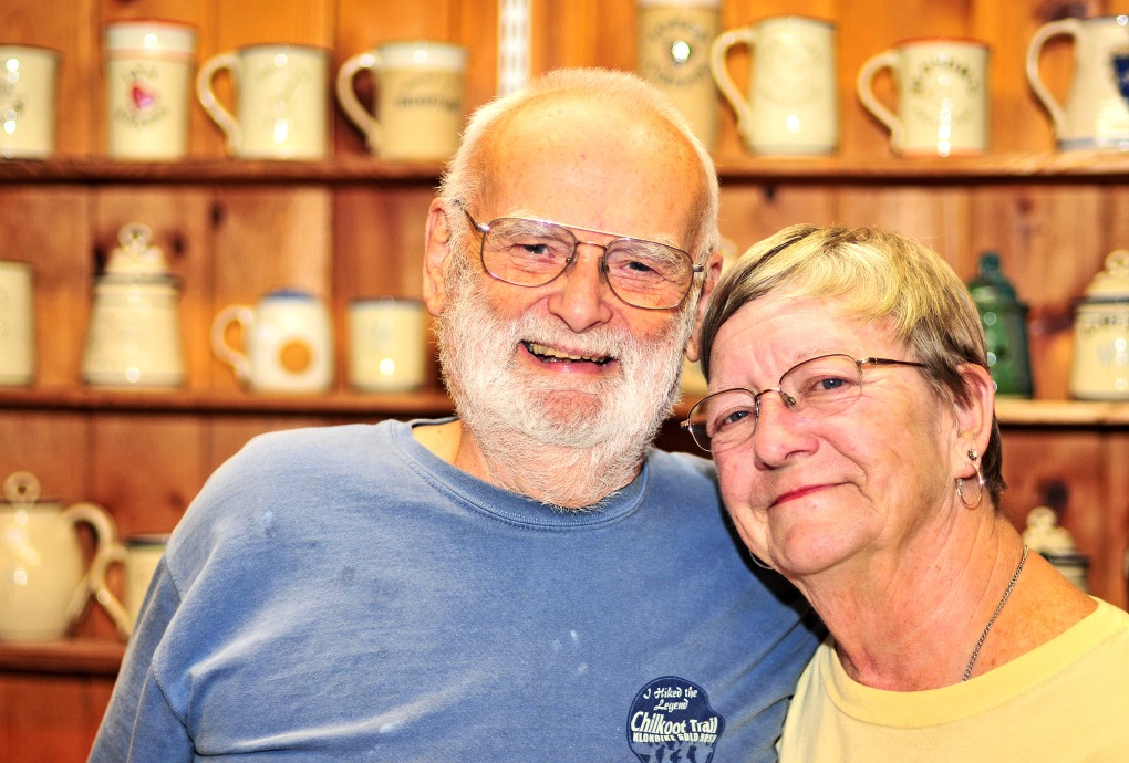 Gary and Michael Ann Andersen met in the 1960s when both worked at the Bon Marche store in the Northgate Mall, a few miles north of Seattle.