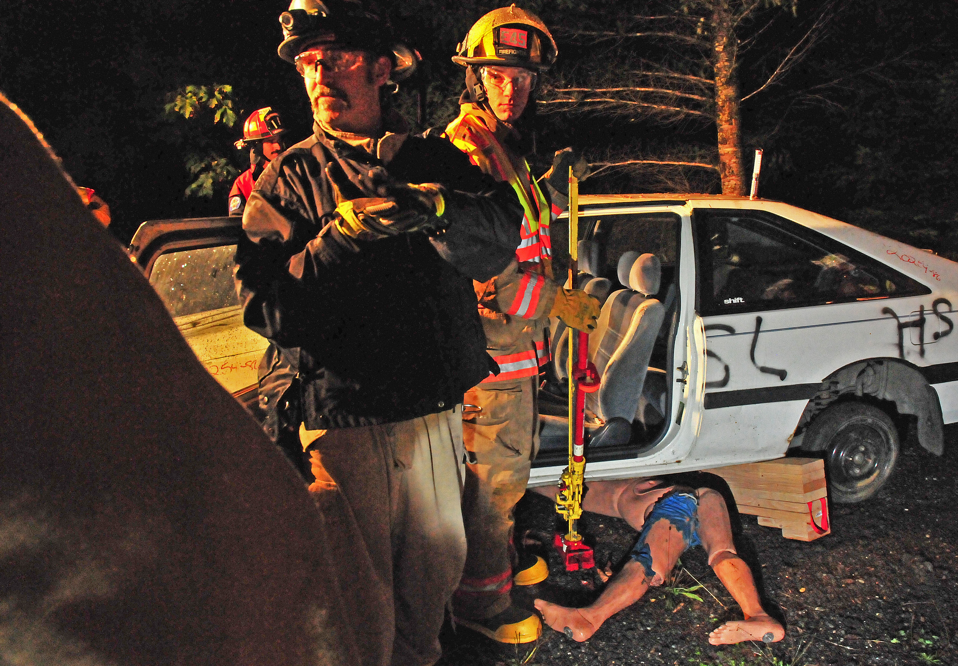 Minutes Matter in the Business of Saving Lives Key Peninsula