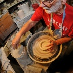 Lakebay Potter Molds a Good Life for Himself