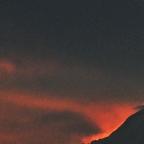Longbranch Sunrise Draw Mount Rainier's Shadow