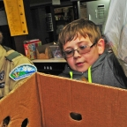 Scouting for Food Drive Make Rounds on Key Peninsula