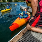 Free camp for military kids — including canoes and ziplines: priceless