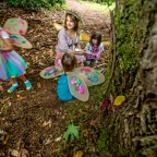 A little magic dust transforms Key Peninsula fairy camp into real fun